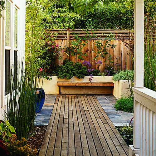Small Garden With Decked Path And Arbour: 460 Best Images About Ideas For The House On Pinterest