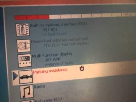 Peugeot Planet Diagnostics - YouTube
