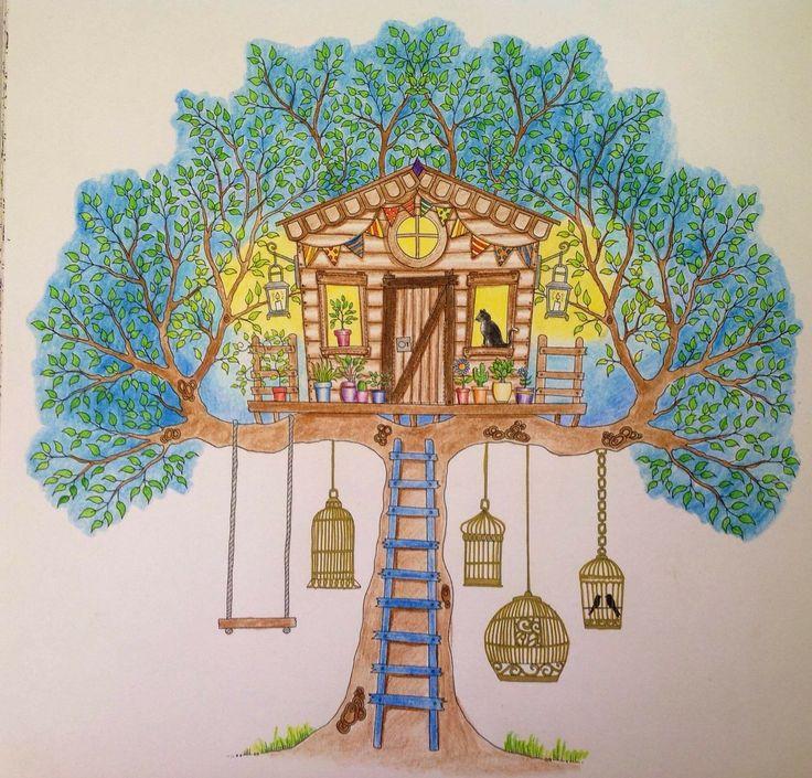 17 Best Images About Treehouse Secret Garden Casa Da