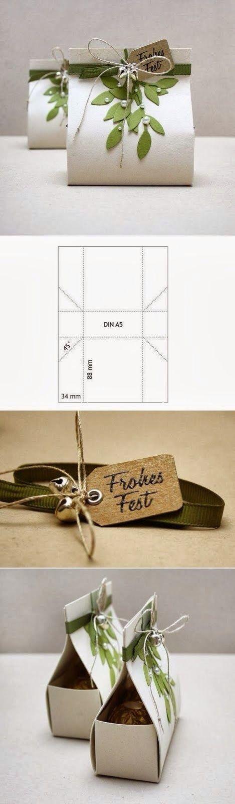 Easy gift box!
