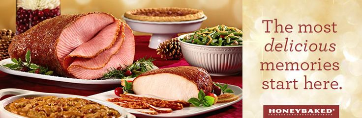 Honey Baked Ham Co. - because you don't want a vegetarian cooking your Thanksgiving turkey!