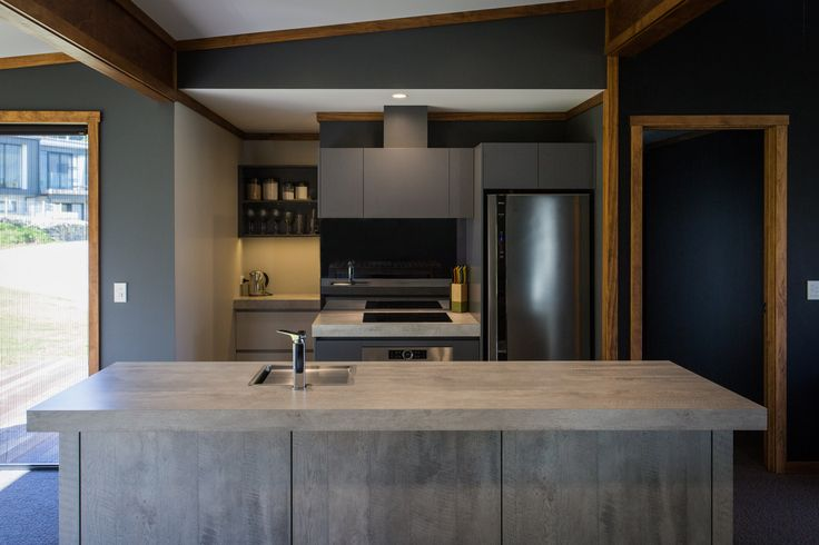 featuring Laminex laminate Concrete Formwood