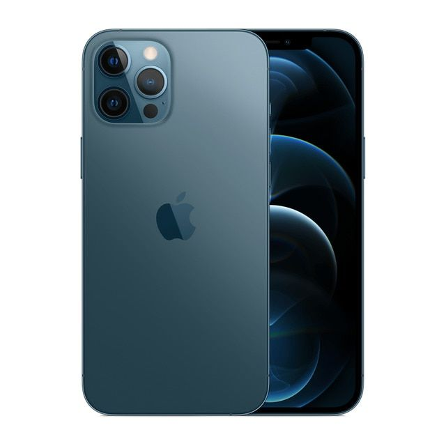Apple Iphone 12 Pro Max 128 Gb Pacific Blue Movil Libre Iphone Apple Iphone Apple Smartphone
