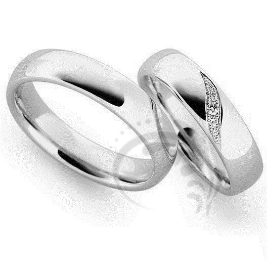 14k Gold His and Hers Men Womens Matching by CouplesWeddingRings, $885.00