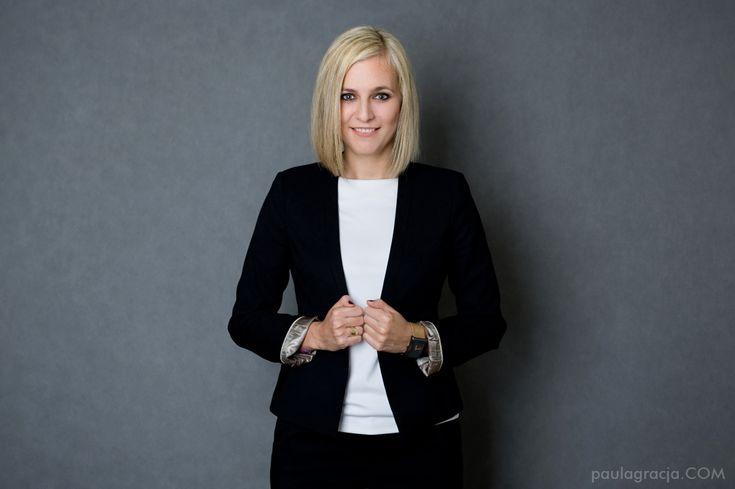 Aleksandra - sesja biznesowa - PaulaGracja