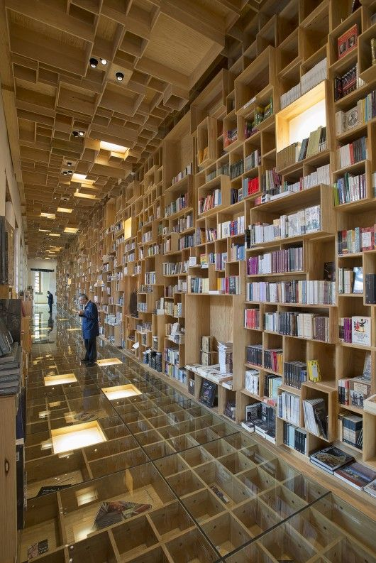 The City of the Books and the Images in Mexico City by Taller 6A