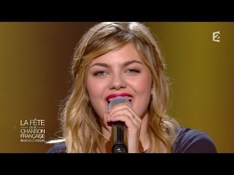 A.Souchon, L.Voulzy et Louane - Foule Sentimentale – FCF - YouTube