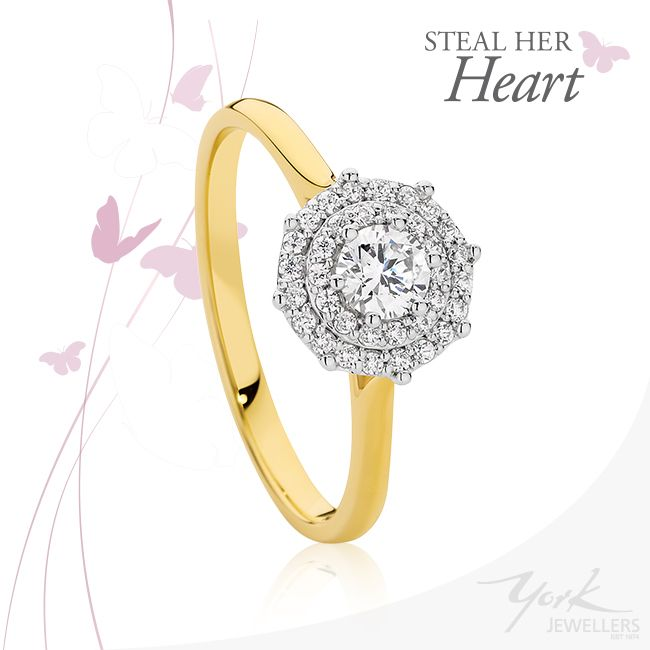 Steal her heart this Mother's Day with a special gift from York Jewellers
