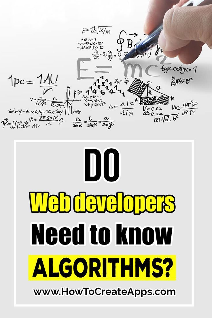 Information Technology For Beginners Learn Web Development Algorithm Web Development