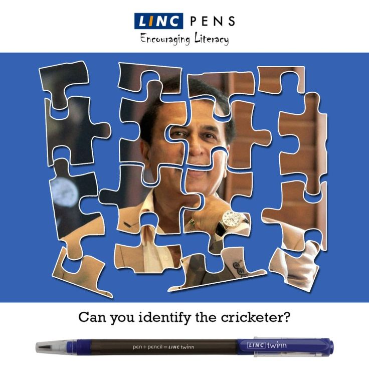 Who is this cricketer? Hint: He's the first one to score 10,000 runs in Test cricket! #GuessThePlayer #Cricketer #LincPens #Pens #LincTwinn
