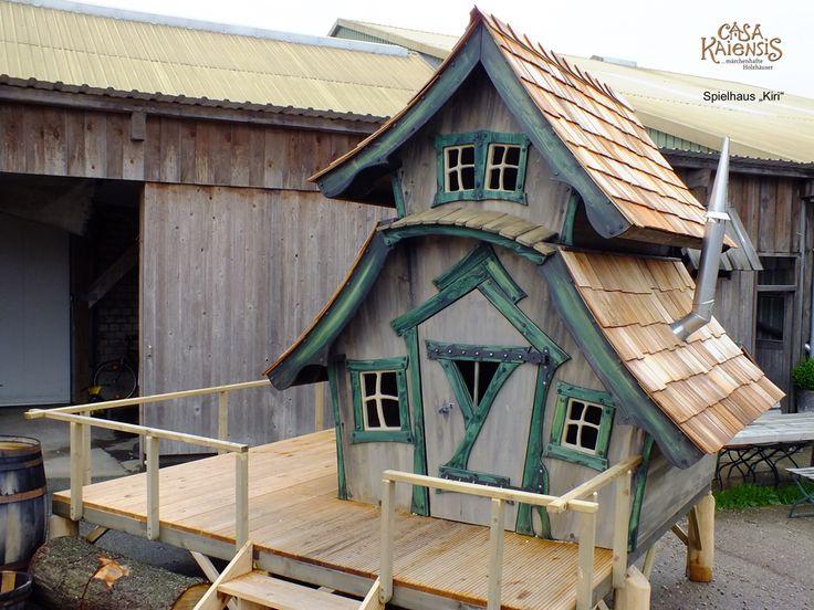 Spielhaus KIRI von Casa Kaiensis