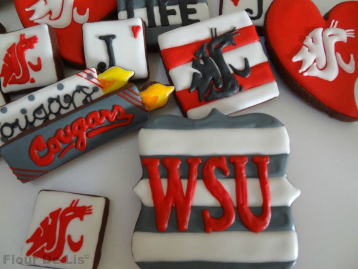 Seelye Paw Paw >> 175 best images about WSU Cougars! on Pinterest