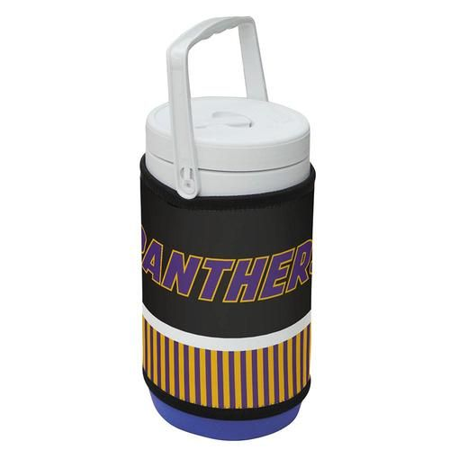 Northern Iowa Panthers Ncaa Rappz 1/2 Gallon Cooler Cover - VIC-810005UNI-003