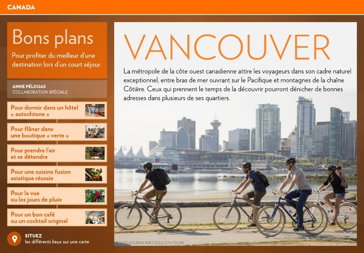 Vancouver - La Presse+