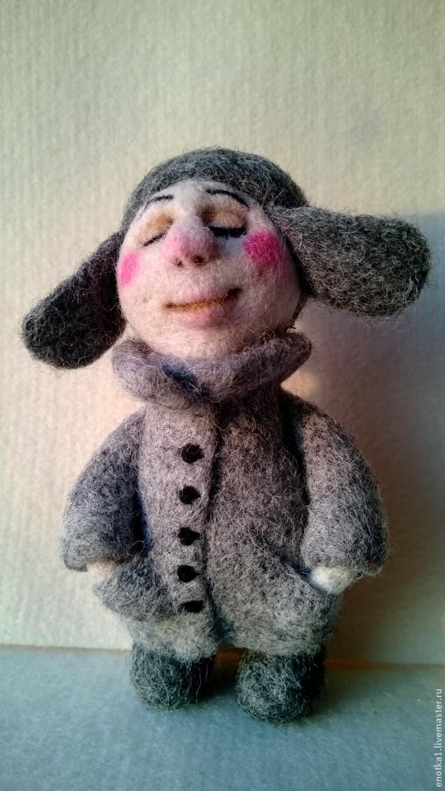 17 Best Images About Needlefelt Dolls On Pinterest