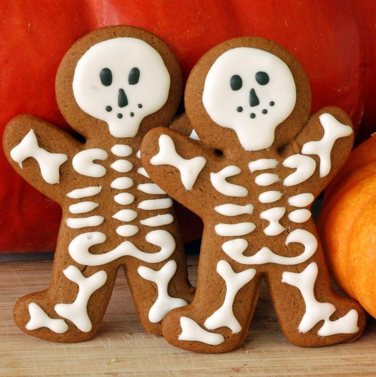 Estas galletas las podrás preparar con ayuda de tus hijos para que juntos se diviertan en Halloween y puedan disfrutar de un rico postre con toda la familia.