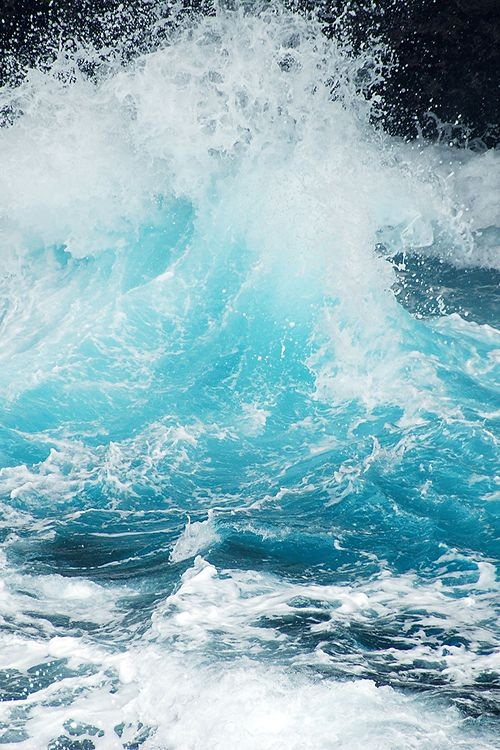 """""""Ocean, n. A body of water occupying about two-thirds of a world made for man — who has no gills."""" - Ambrose Bierce"""