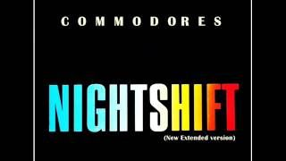 nightshift commodores - YouTube