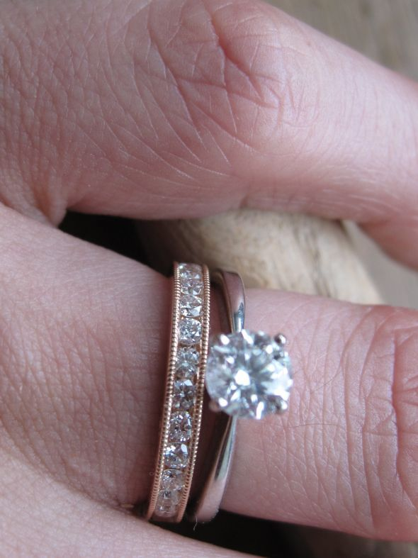 23 Best Images About Jewelry Mismatched Wedding Sets On Pinterest