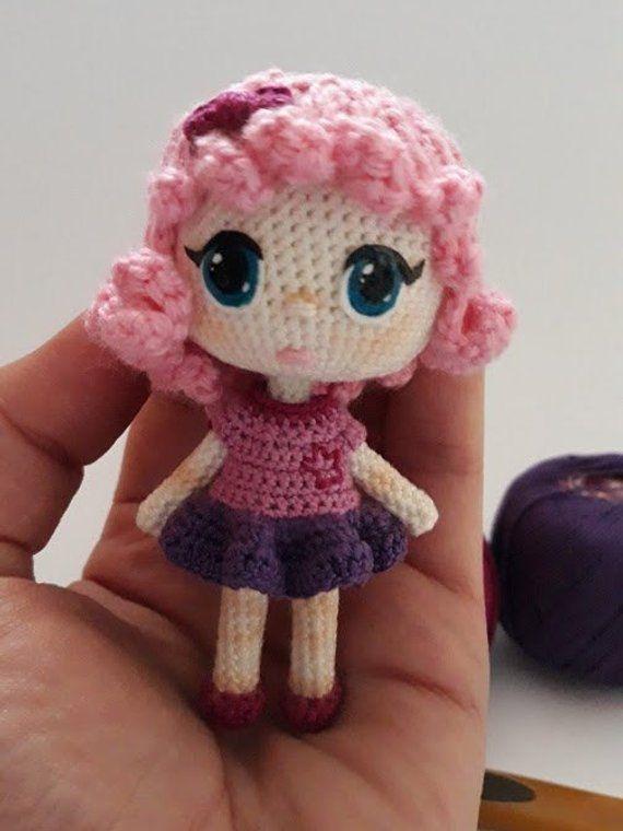 Boneca Lol da Bonek de Crochê – Passo a Passo grátis – Bonek de Crochê | 760x570