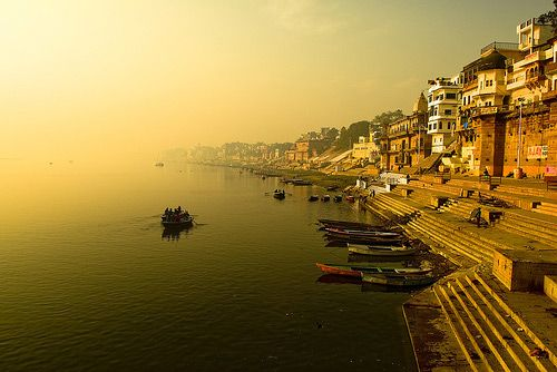 Manikarnika Ghat – Varanasi, India