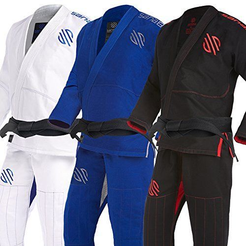 NEWLY UPDATED Sanabul Essentials Version 2 BJJ Gi (Kimono)   The Sanabul Essentials Gi is an elegantly designed gi that is both light on the wallet and on the scale a necessity for beginners and expe...