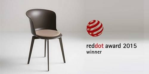 Epica represent a mix of timeless design between classic and the contemporary, skilfully engineered, first-class ergonomics and respect for the environment duringthe production and life of the product. Gaber's Epica chair, design by Marc Sadler, has been awarded with the Red Dot Design Award 2015. The Red Dot Award: Product Design, which origins date back to 1954, is now one of the world's largest and most distinguished design competitions. www.gaber.it #designchair #wearecontract