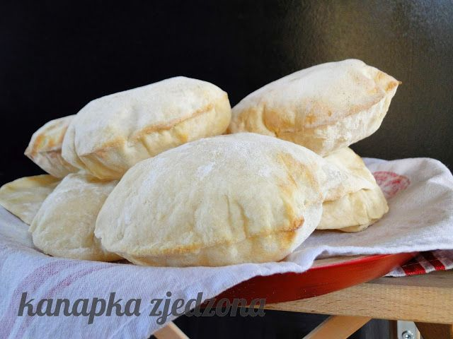 How to make pita bread at home?