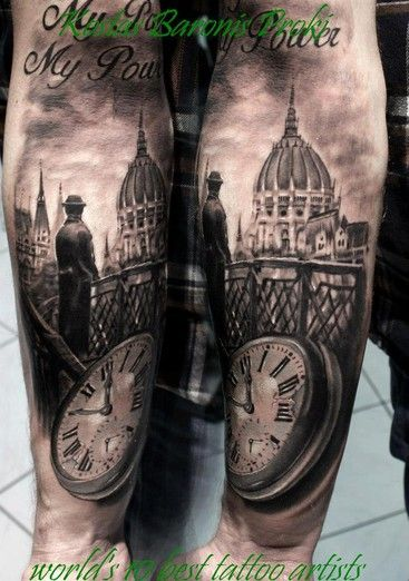 By kostas baronis proki tattoo incredibly artistic for Tattoo shops junction city ks