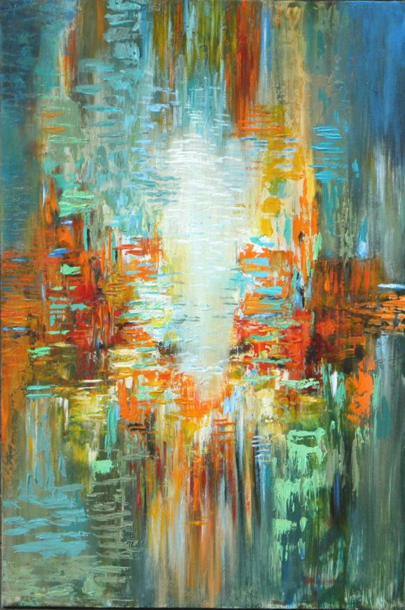 1 Martin Place Abstract Paintings Abstract And Paintings