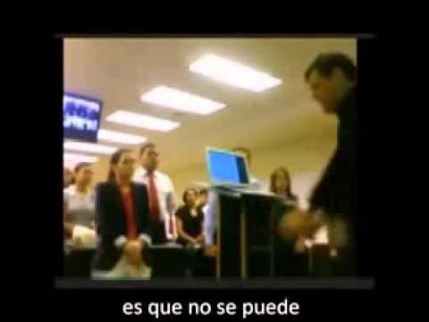 Secta - Pare de Sufrir - Reunion Privada entre supervisor y Pastores - YouTube