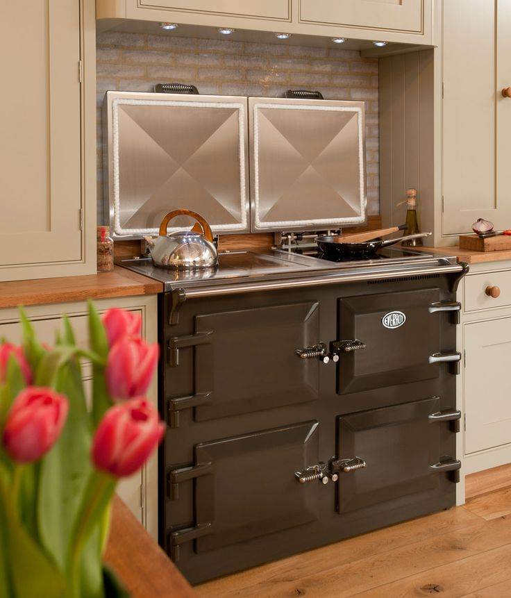 25 best ideas about electric aga on pinterest radios for Kitchen designs with aga cookers
