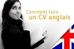 Conseils pour faire un CV anglais. Quelles équivalences pour mes diplômes ? Faut-il mentionner mes notes ? Préparez maintenant votre stage à l'étranger !
