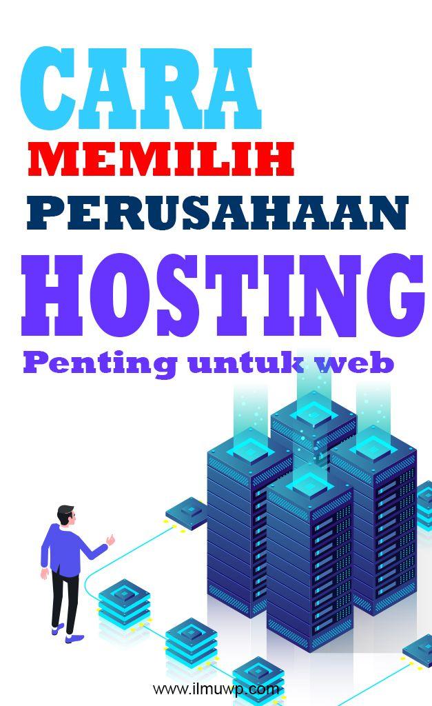 28+ Tips memilih hosting untuk website viral