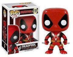 Pop! Marvel: Deadpool Two Swords #111 Vinyl Bobble-Head Figure