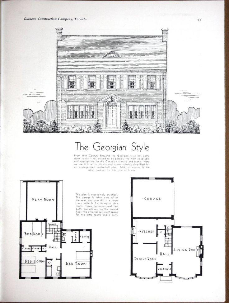 178 best mail order houses images on pinterest floor for Stetson homes floor plans