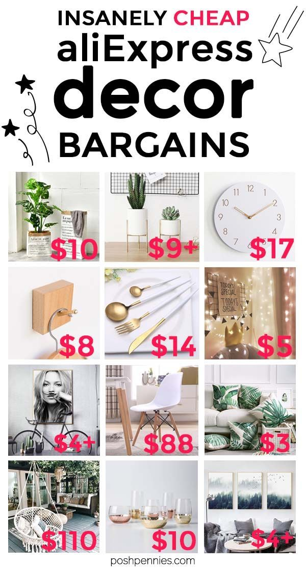The Best Aliexpress Home Decor Bargains Decor Affordable Decor