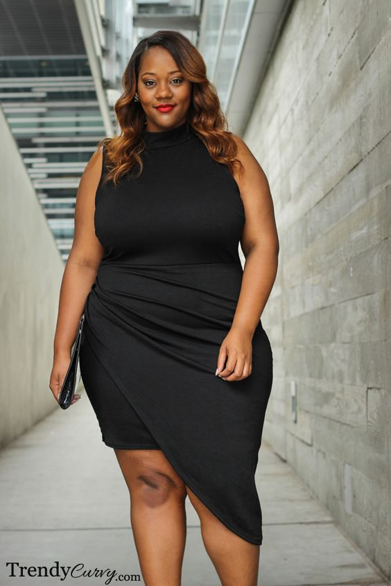f612018b2 Sexy Plus size cocktail dress 5 best outfits   Cocktail dress ideas ...