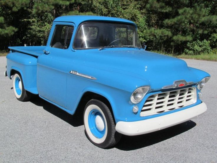 1956 Chevrolet 3100 Shortbed
