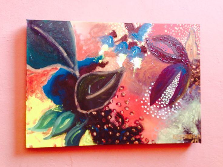 Cuadro en óleo sobre lienzo 50x35 by luz Esther Monsalve