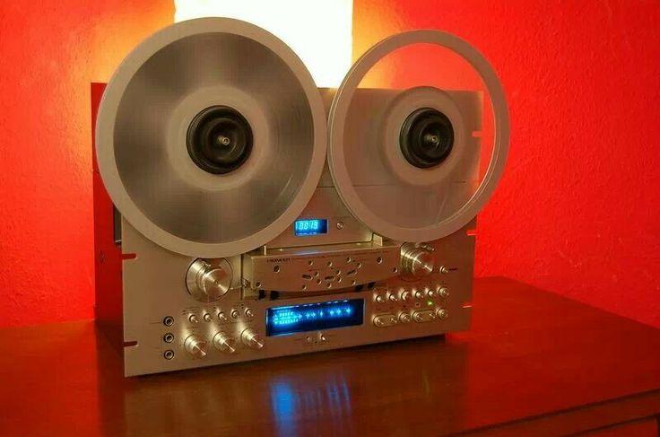 Pioneer RT-909 - www.remix-numerisation.fr - Rendez vos souvenirs durables ! - Sauvegarde - Transfert - Copie - Restauration de bande magnétique Audio - MiniDisc - Cassette Audio et Cassette VHS - VHSC - SVHSC - Video8 - Hi8 - Digital8 - MiniDv - Laserdisc