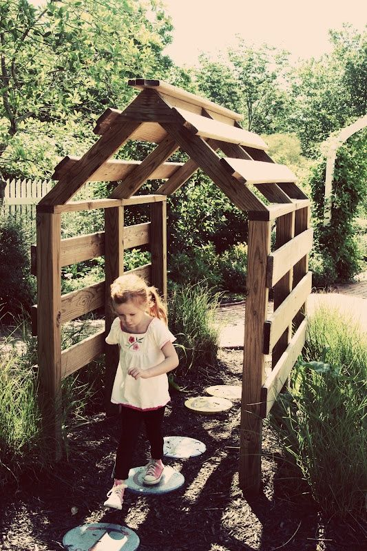 DIY Pallethouse #pallet #wood #recycle