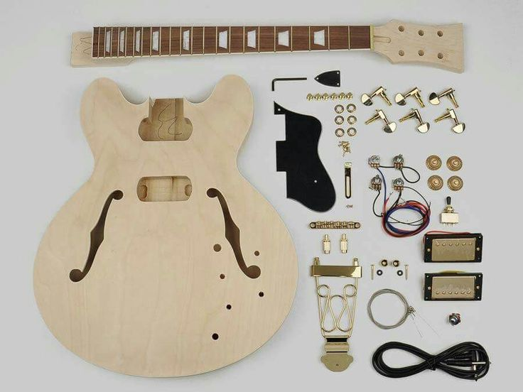 15 best Guitar Kits Do It Yourself. images on Pinterest | Build ...