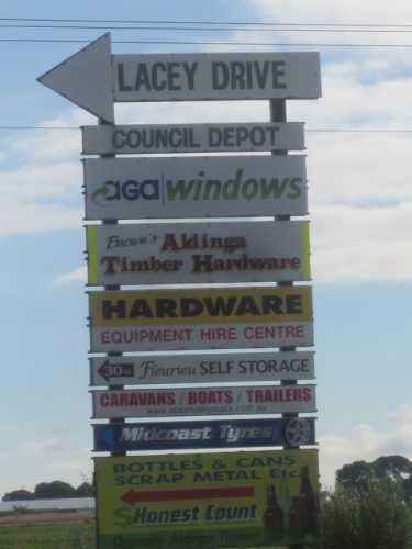 Mid-Coast Tyres Lacey Drive Aldinga Beach for all your caravan tyre needs -  Ph - 08 8556 5333 $0.00 AUD
