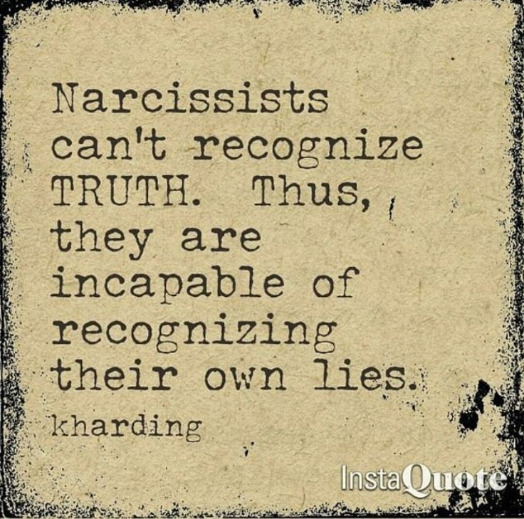 Therefore, not capable of telling the truth...  those pointy little fingers have done the same thing but want to still lie and live in their little bubble playing the little victim!