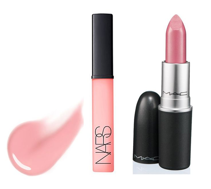 NARS Turkish Delight and MAC Angel for Kim Kardashian's look