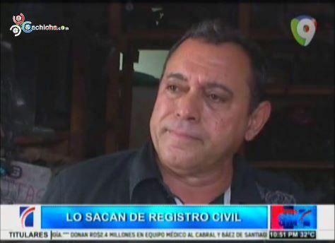 ¡Un Muerto En Vida! Un Hombre En Salud Y Vivo Aparece Cómo Muerto En El Registro Civil #Video
