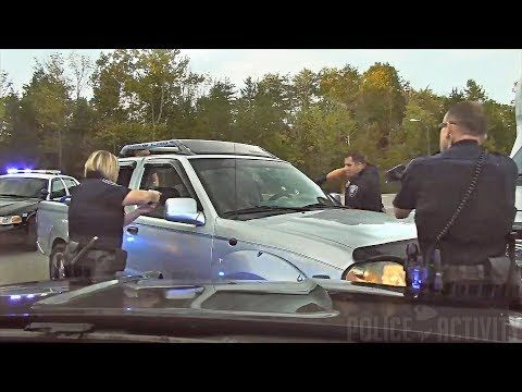 Dashcam Shows Officer Fatally Shooting D…   (1) NOW ROUNDUP