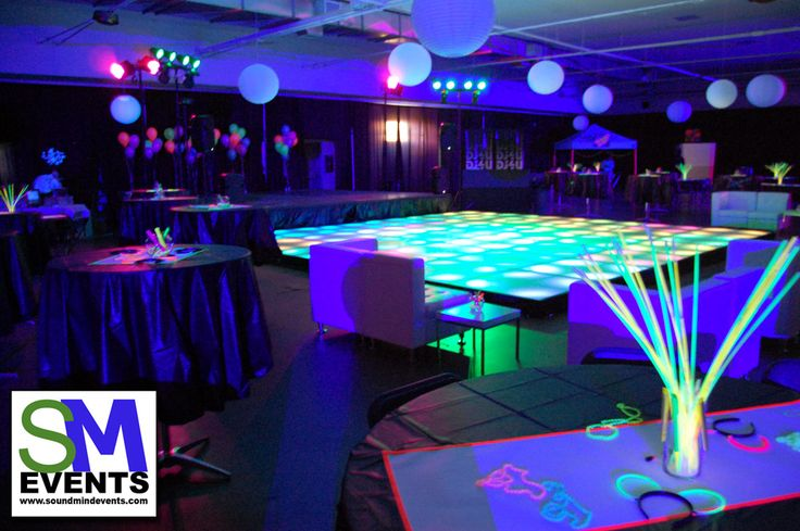Our site is for anyone who has ever wanted to have an amazing, over the top, crazy sweet glow party!  From Sweet 16 parties, to college parties, to huge concerts, we are the best supplier for glow and black-light parties in the United Stages!  (866)273-9985 #sweet16 #events #rave #edm #batmitzvah #kids #glowparty #glowsticks #disco #ledpartyfloors