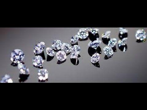 Edible Diamonds - bakedbytabea - YouTube
